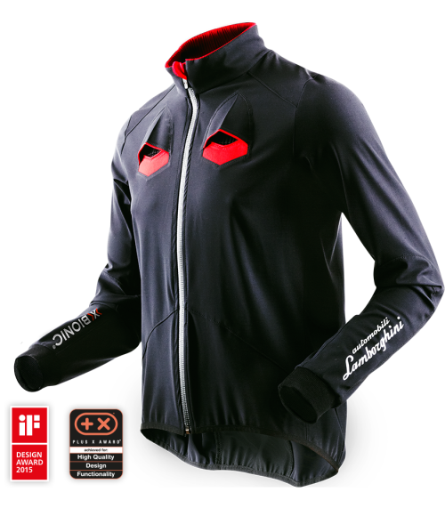 X-BIONIC® for Automobili Lamborghini Bike Jacket