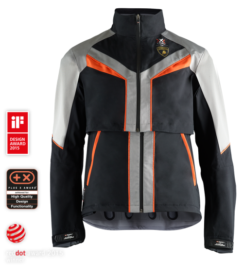 X-BIONIC® for Automobili Lamborghini Golf Jacket